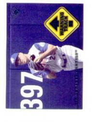 1997 Leaf Warning Track #18 Jim Edmonds