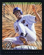 1997 Zenith 8 x 10 Dufex #23 Vladimir Guerrero