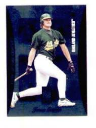 1997 Donruss Elite Turn of the Century #11 Jason Giambi