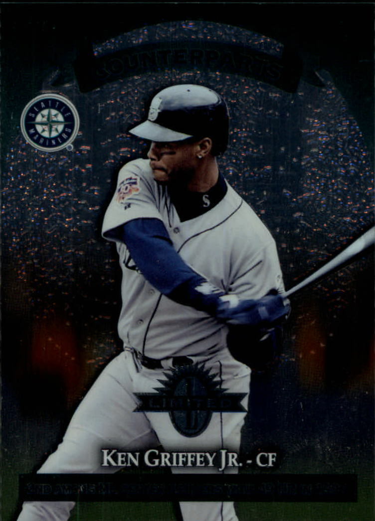 1997 Donruss Limited #1 K.Griffey Jr./R.White C