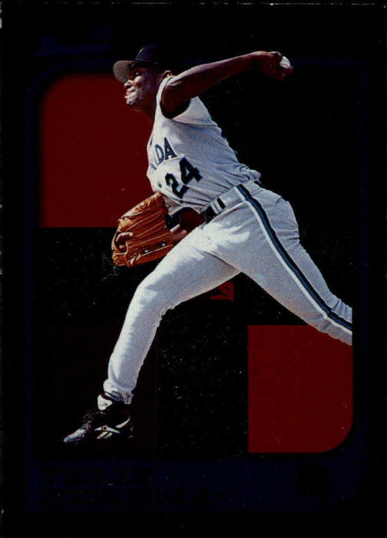 1997 Bowman International #72 Felix Heredia
