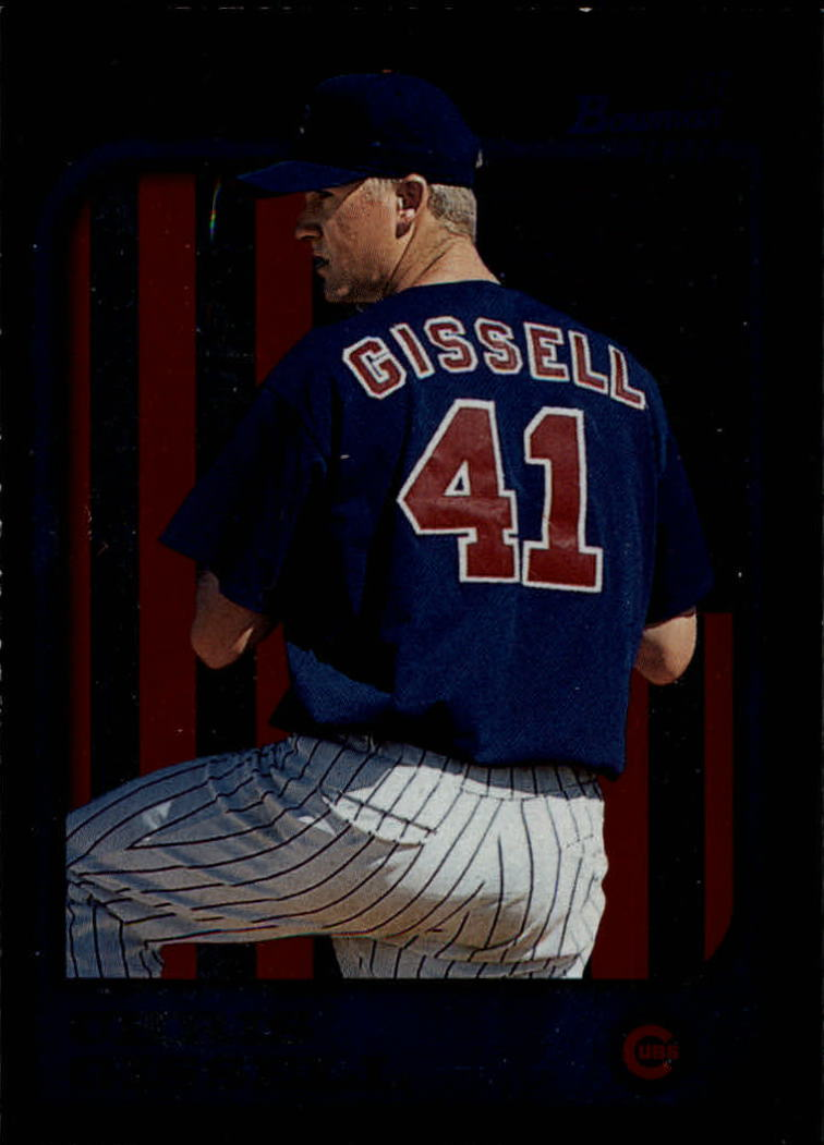 1997 Bowman International #162 Chris Gissell