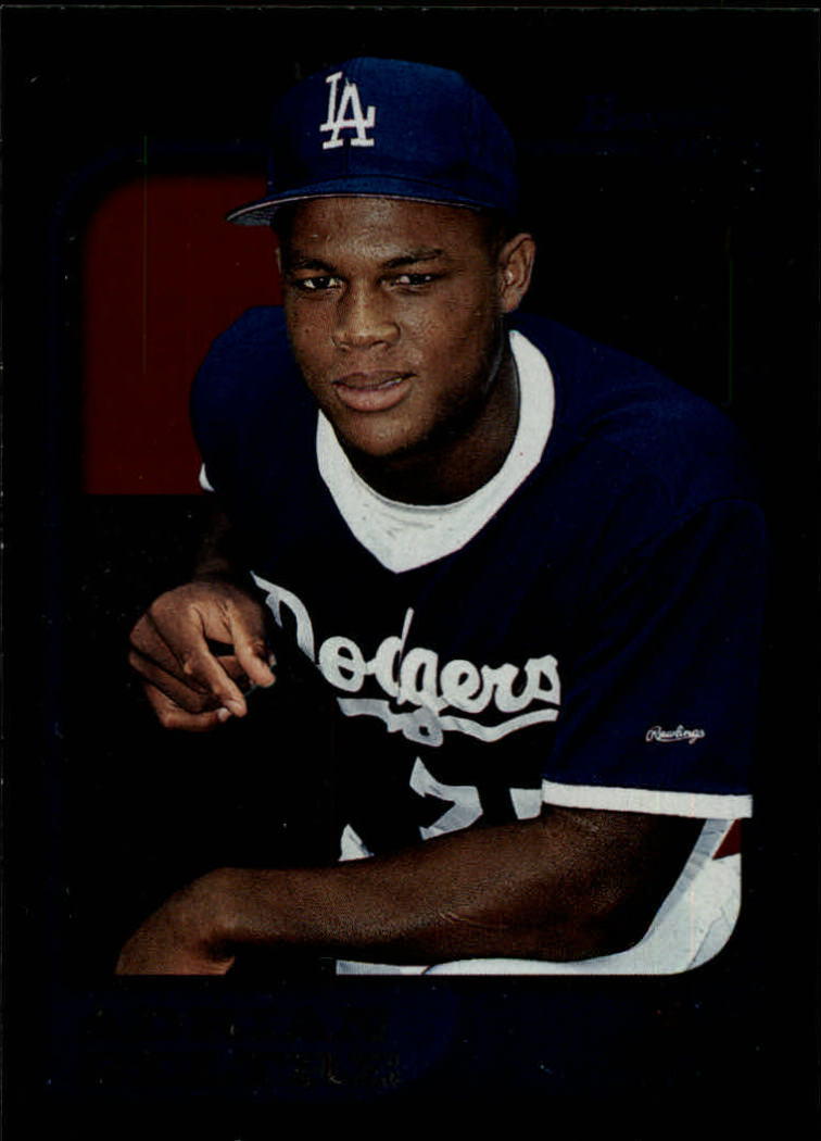 1997 Bowman International #194 Adrian Beltre