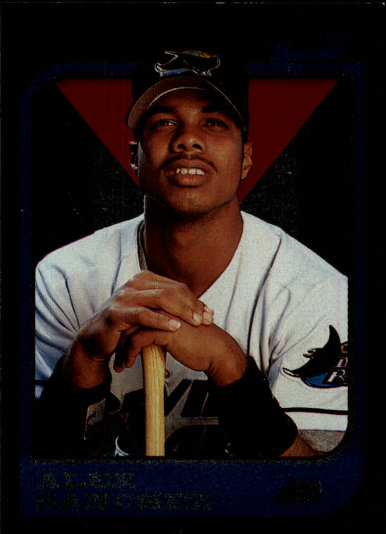 1997 Bowman International #333 Alex Sanchez