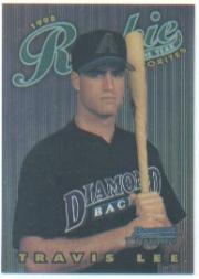 1997 Bowman Chrome 1998 ROY Favorites #ROY10 Travis Lee