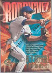 1997 Circa #P100 Alex Rodriguez Promo