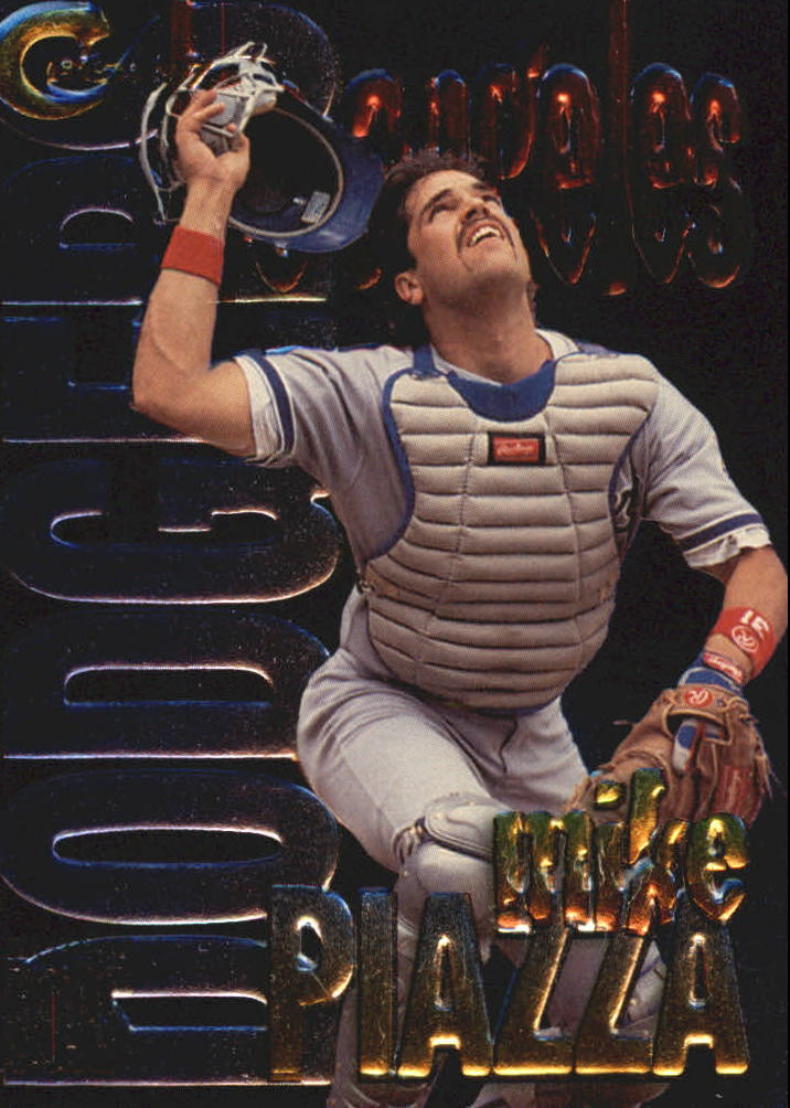 1997 Circa Super Boss #13 Mike Piazza