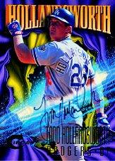 1997 Circa Emerald Autographs #251 Todd Hollandsworth
