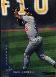 1997 Donruss #6 Raul Mondesi