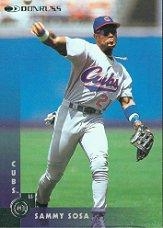 1997 Donruss #15 Sammy Sosa