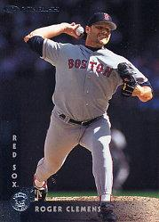 1997 Donruss #27 Roger Clemens
