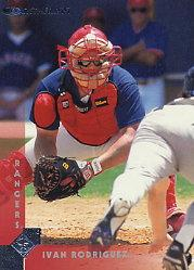 1997 Donruss #31 Ivan Rodriguez front image