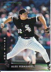 1997 Donruss #32 Alex Fernandez