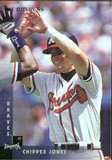 1997 Donruss #34 Chipper Jones