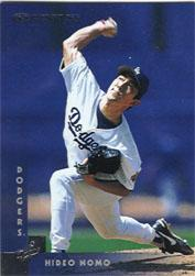 1997 Donruss #36 Hideo Nomo