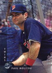1997 Donruss #39 Paul Molitor