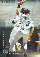 1997 Donruss #44 Alex Rodriguez