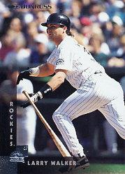 1997 Donruss #48 Larry Walker