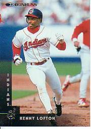 1997 Donruss #50 Kenny Lofton
