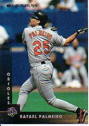 1997 Donruss #56 Rafael Palmeiro