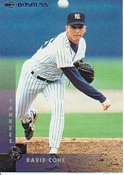 1997 Donruss #70 David Cone