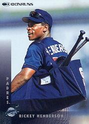 1997 Donruss #73 Rickey Henderson