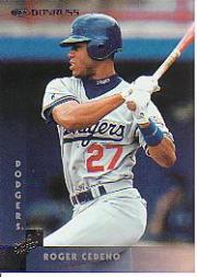 1997 Donruss #74 Roger Cedeno