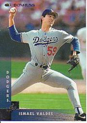 1997 Donruss #79 Ismael Valdes