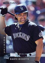 1997 Donruss #80 Dante Bichette