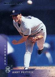 1997 Donruss #82 Andy Pettitte