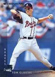 1997 Donruss #86 Tom Glavine