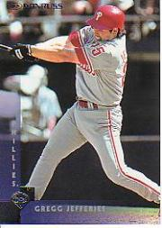 1997 Donruss #87 Gregg Jefferies