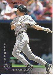 1997 Donruss #92 Jeff Cirillo