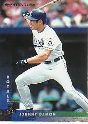 1997 Donruss #98 Johnny Damon
