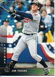 1997 Donruss #105 Jim Thome