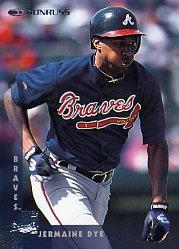 1997 Donruss #111 Jermaine Dye