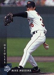 1997 Donruss #119 Mike Mussina