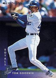 1997 Donruss #122 Tom Goodwin