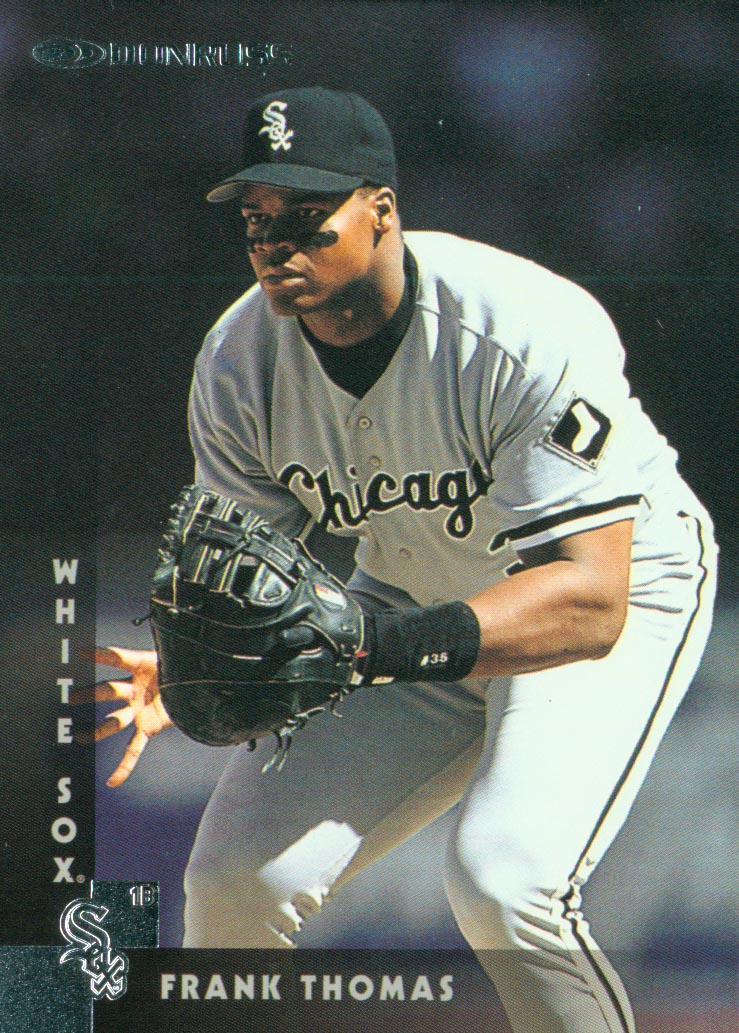 1997 Donruss #138 Frank Thomas