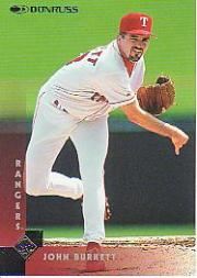 1997 Donruss #158 John Burkett