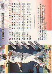 1997 Donruss #169 Bernie Williams back image