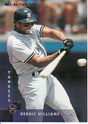 1997 Donruss #169 Bernie Williams
