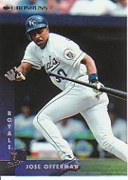 1997 Donruss #189 Jose Offerman