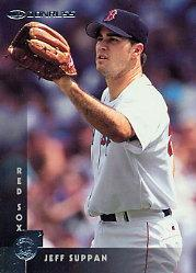 1997 Donruss #208 Jeff Suppan