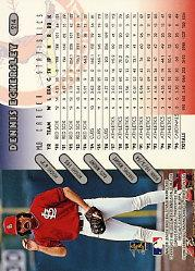 1997 Donruss #214 Dennis Eckersley back image