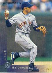 1997 Donruss #232 Rey Ordonez