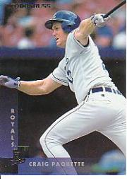 1997 Donruss #253 Craig Paquette