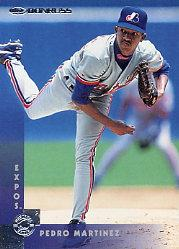 1997 Donruss #263 Pedro Martinez