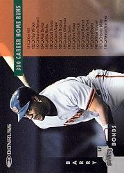 1997 Donruss #269 Barry Bonds CL front image