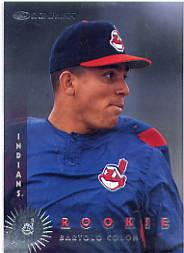 1997 Donruss #354 Bartolo Colon